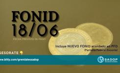 FONID JUNIO 2021