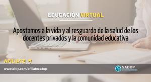 Lee más sobre el artículo EDUCACIÓN VIRTUAL