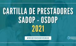 CARTILLA DE PRESTADORES MÉDICOS – CÓRDOBA 2021