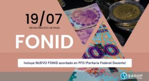 PAGO FONID